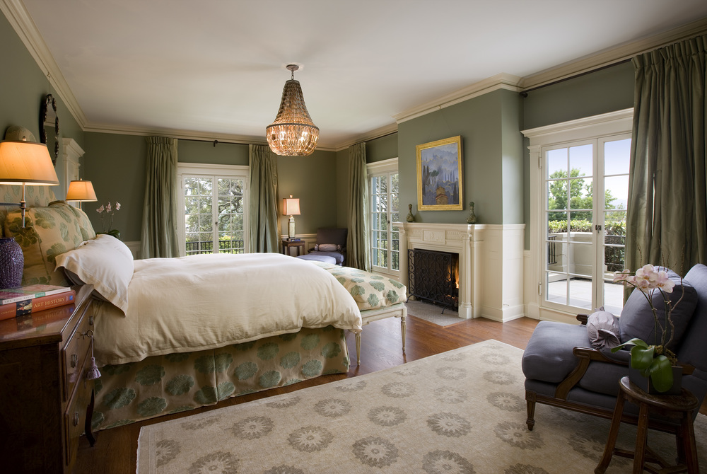 Mayfield Master Bedroom