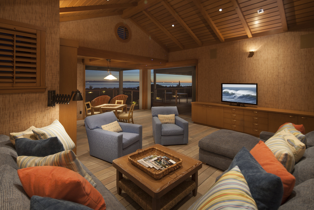 sitting-media-room-carpinteria-beach-home