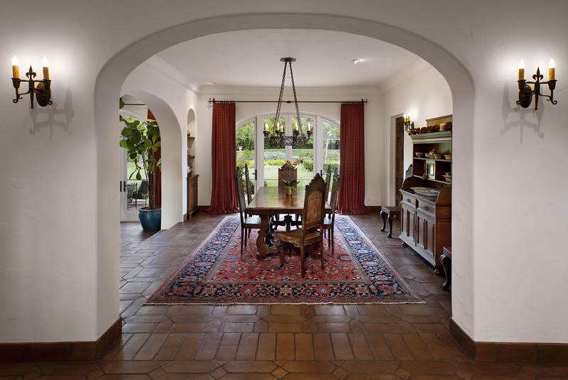 Montecito Ranch Spanish Colonial Dd Ford Construction